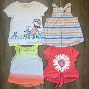 Shirts Size 4T (Girl)